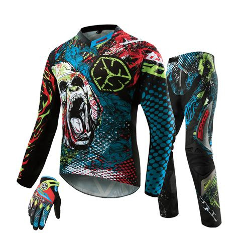 motocross fox clothing scoyco motocross road mtb dh mx racing jersey hip