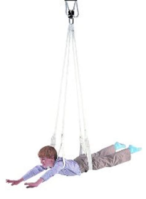 indoor sensory swing standard dual indoor occupational therapy sensory swing