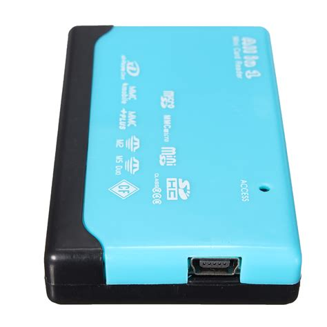 Esiatec All In One Multi Memory Card Reader Usb Flashdisk usb 2 0 all in one multi memory card reader adapter sd
