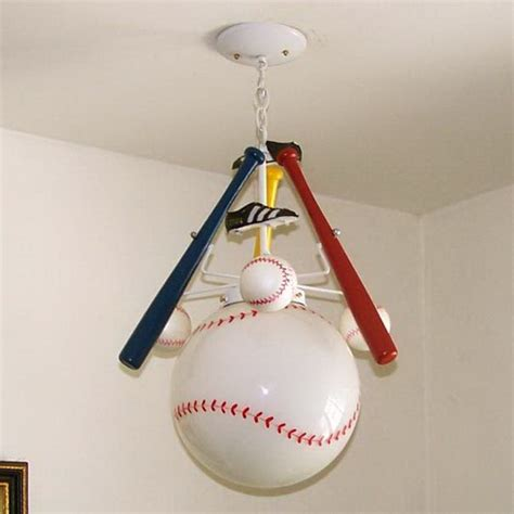 baseball ceiling light amazing baseball ceiling fans for your home 15 beautiful