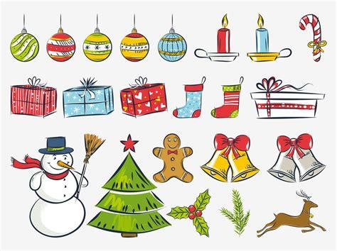 christmas themes to draw christmas drawings vector vector art graphics