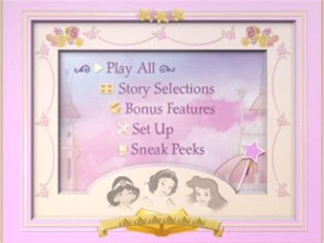 Disney Dvd Princess Stories Vol 2 disney princess stories volume two tales of friendship