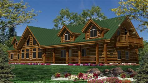 mountain log home plans single story log cabin homes plans single story luxury