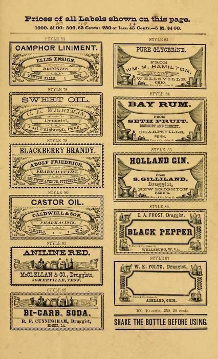printable old labels 265 best vintage labels and vintage label templates images