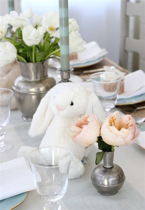 Bunny Baby Shower Decorations by A Bunny Baby Shower Williams Sonoma Taste