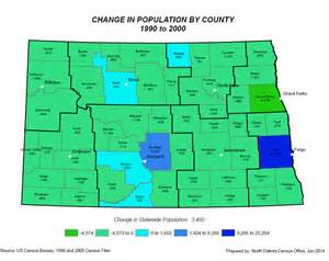 section 3 population trends in nd dakota studies