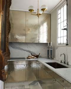 Metallic Kitchen Cabinets Mixed Metals Trend Mixing Metals In Home Decor Hgtv Design Design Happens