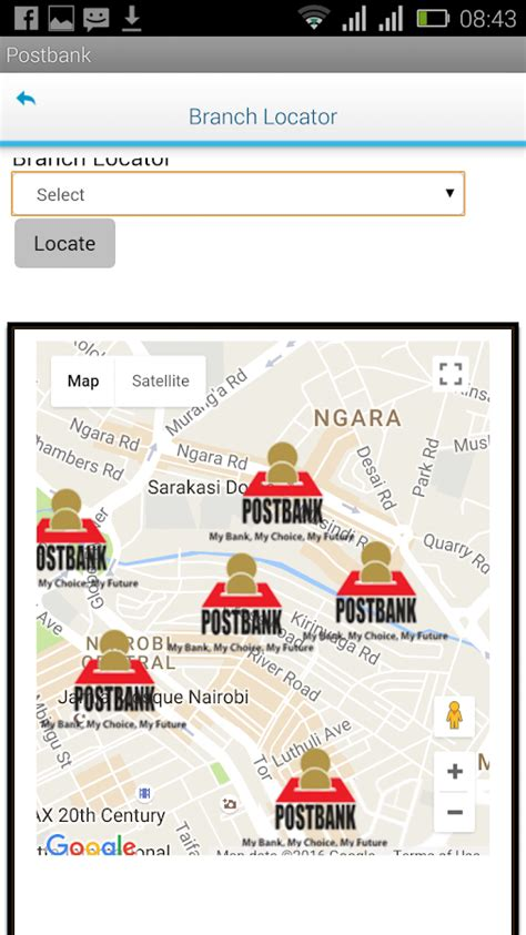 post bank onlinebanking postbank kenya mobile app android apps on play