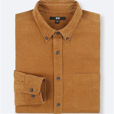Corduroy Sleeve Shirt corduroy sleeve shirt exclusive uniqlo us