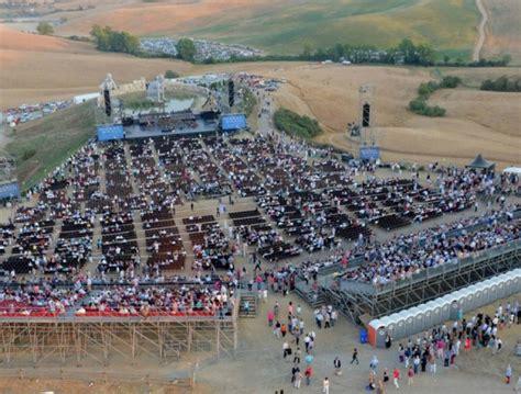 di lajatico teatro silenzio 14mila gli spettatori totali e