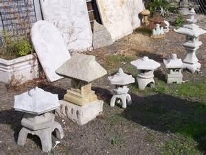 Concrete Garden Accents Asian Garden And Statuary Concrete Garden Decor