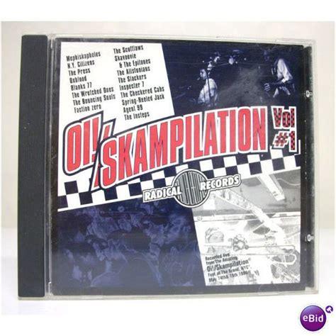 Us Records Index Volume 1 Oi Skilation Vol 1 Cd Used Ska Compilation Radical
