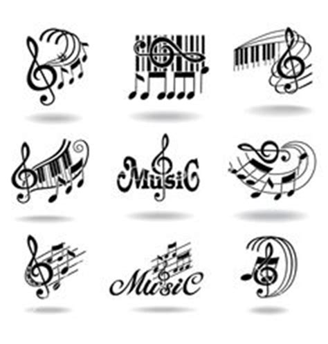 Dasi Slim Musik Note Blue 1000 images about notes designs on