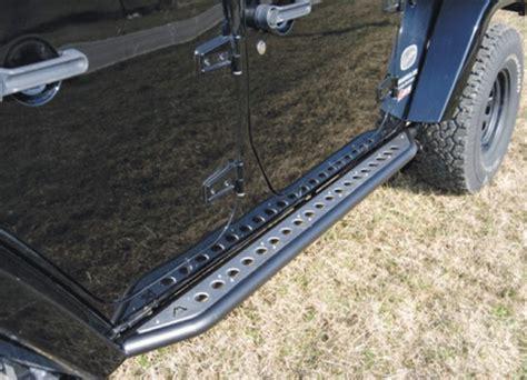 pedane jeep wrangler xquattro pedane tubolari easy step wrangler unlimited