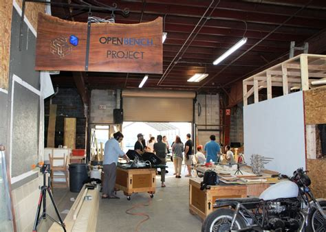 open bench project open bench project open house come check out the shop
