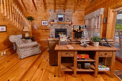 cabin rental  pigeon forge camp david