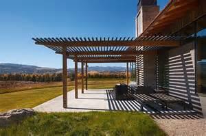 Modern Trellis Modern Trellis Shade Structure Old Canyon Ranch Topanga