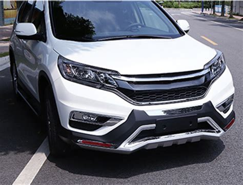Original Spion Honda Crv Tahun 2013 2014 2015 2016 Harga Satua 2pcs front rear bumber modified replace for honda crv 2012 2013 2014 2016 ebay