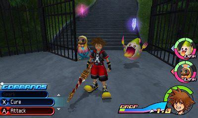 Kaset Kingdom Hearts 3d Drop Distance 3ds kingdom hearts 3d drop distance rom 3ds cia ziperto