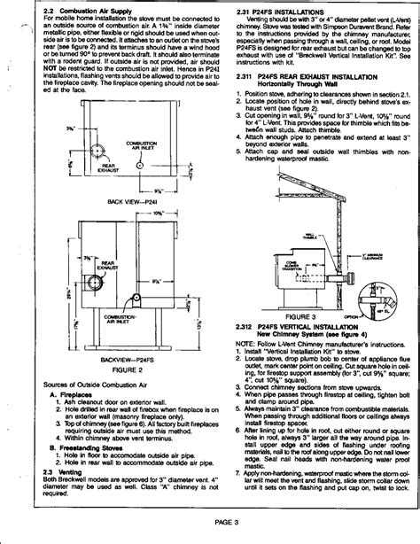 duravent chimney installation wiring diagrams