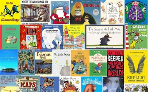 best picture books of all time 100 best children s books of all time