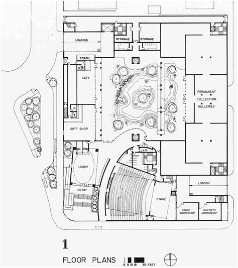 Home Theater Floor Plan korean american museum of art studio of glenn williams