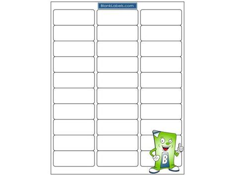 blank avery template 5160 30 000 address labels compatible with avery template 5160