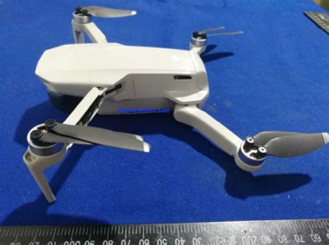 dji mavic mini drone pictures leaked  photo rumors
