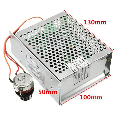 Power Supply Jaring 20 Er machifit ac 110 220v power supply speed governor for er11 chuck cnc 500w spindle motor sale