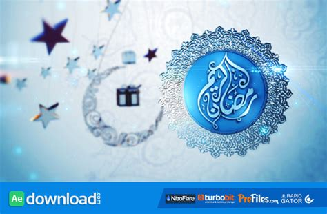 template after effects ramadan ramadan blessing pack videohive project free download