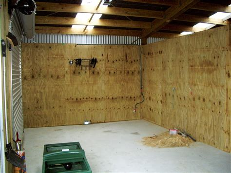 Lining A Shed With Plywood by Plywood Goldpine