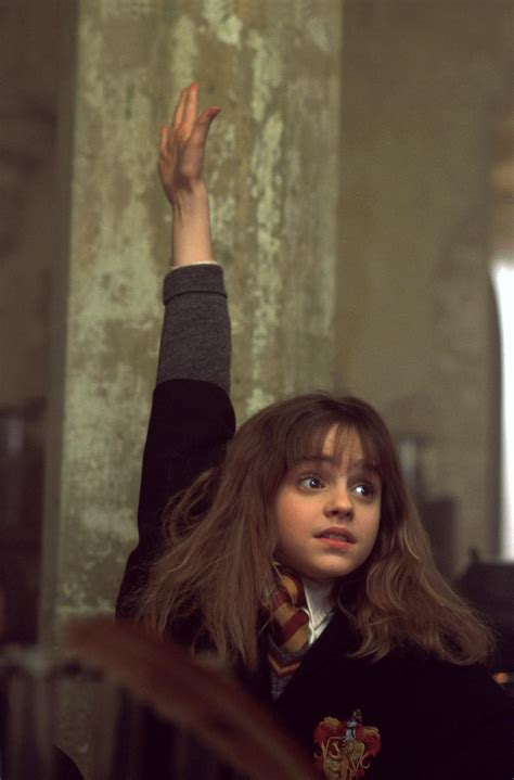 hermione granger in the 1st movoe photos of emma watson