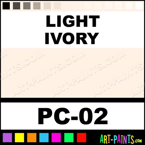 light ivory color cake paints pc 02 light ivory paint light ivory color ben nye