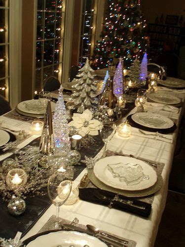 best place to get christmas table 20 most amazing table decorations godfather style