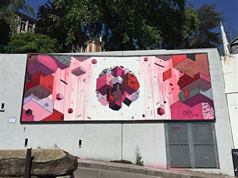 St Etnik etnik un graffiti berc 233 entre urbanisme et perspectives