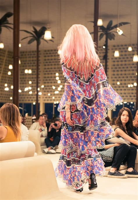 Chanel Lipstick Dubai chanel does dubai cruise 2015 the coveteur coveteur