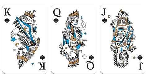 7 quirky amp creative playing card deck designs playing