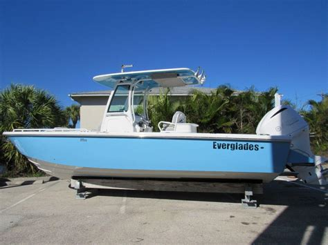 everglades boats cape coral everglades boats 273 cc boats for sale boats
