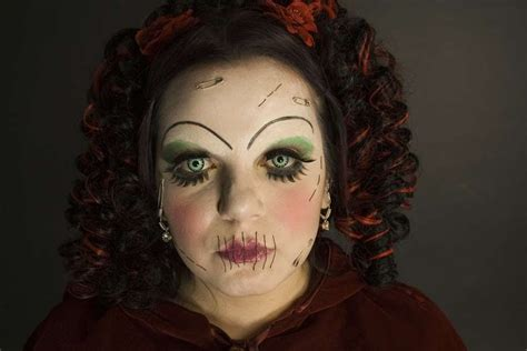 rag doll makeup fenella s make up hair don t be a rag doll