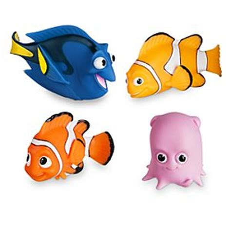 finding nemo bathroom sets finding nemo bath buddies disney store