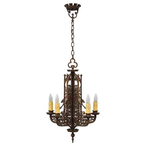 tudor chandelier beautiful antique tudor style chandelier at 1stdibs