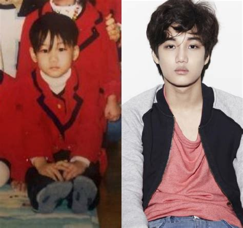 exo age 12 childhood photos of exo looking exactly as they do