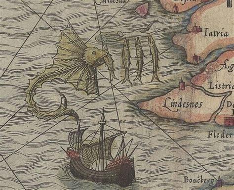 libro sea monsters on medieval carta marina olaus magnus 1527 39 maps sea monsters monsters and map maker
