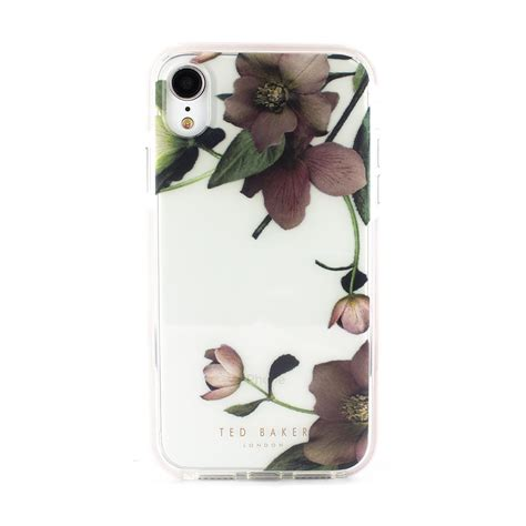 ted baker anti shock case  iphone xr arboretum proporta