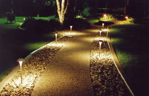Backyard Landscape Lighting Aspen Landscaping Landscape Lighting Vernon Lake