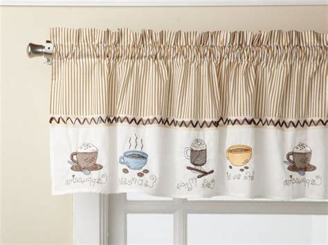 kitchen curtains with coffee theme 2016 150