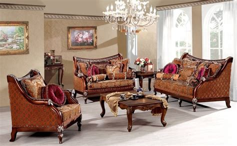 victorian couch set alessandra luxury living room sofa set