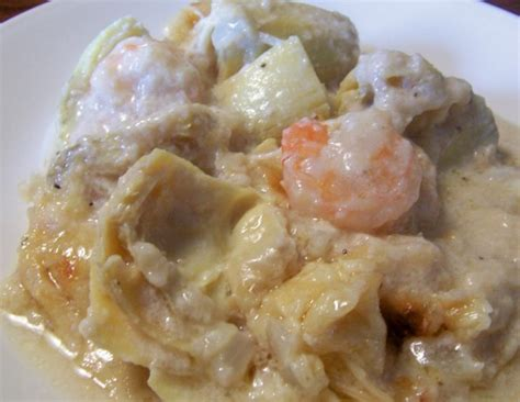 shrimp and artichoke casserole shrimp and artichoke casserole recipe food