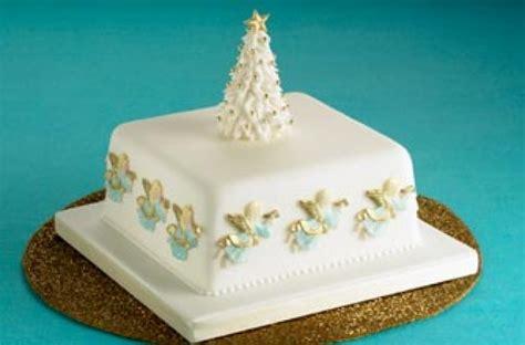 angel christmas cake christmas cake recipe goodtoknow