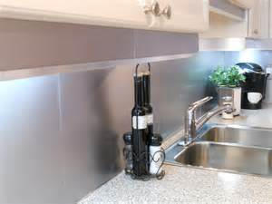 Stainless Steel Kitchen Backsplash Ideas Kitchen Backsplash Stainless Steel Decobizz